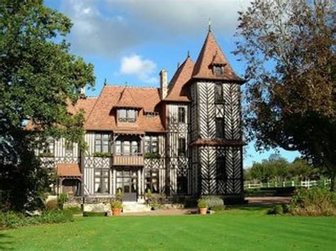 Mansion for sale with private polo Deauville, Calvados
