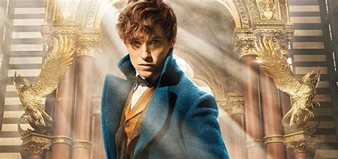 Fantastic Beasts and Where to Find Them First Look Photos