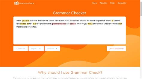 Write like a professional with the free online Grammar