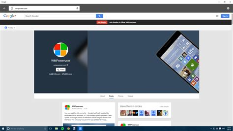Google has finally updated its Windows app for Windows 10