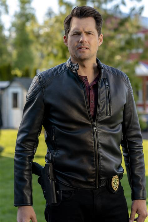 Kristoffer Polaha as Travis on Mystery 101: Playing Dead