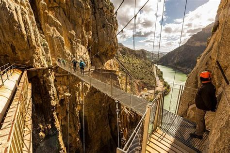 Caminito del Rey Tour Express From Malaga | Spain - Lonely