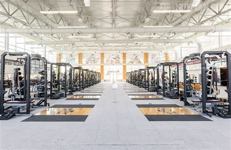 A look inside the SEC's weight rooms