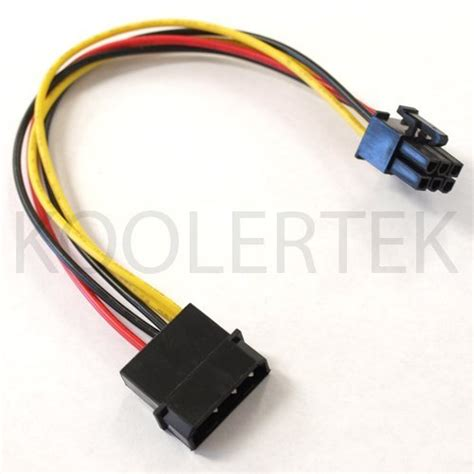 GTX970: Using two Single Molex to 6-pin instead of two