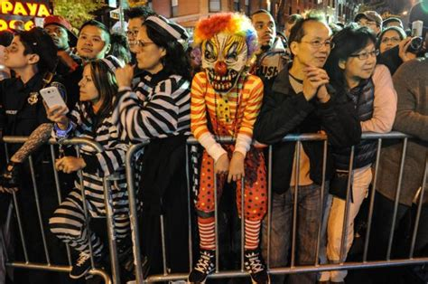 Here's Your Guide to the Village Halloween Parade
