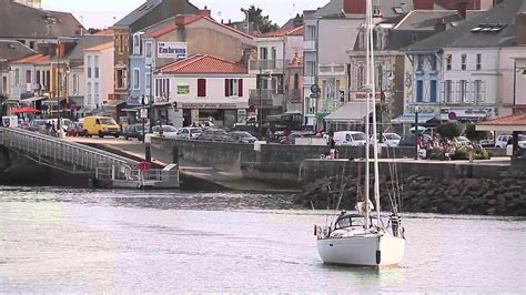 Welcome to the Vendée : Les Sables d'Olonne - YouTube