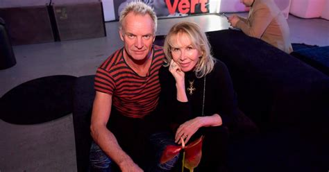 Trudie Styler admits kids were bullied for having Sting as