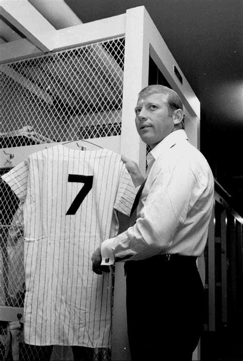 Mickey Mantle's No