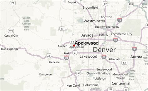 Applewood Location Guide