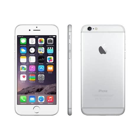 IPHONE 6S 16GO ARGENT RECONDITIONNE A NEUF - Achat