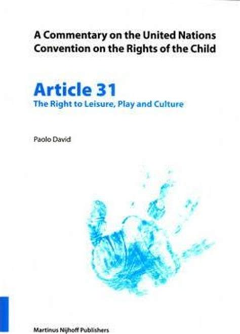Commentary on the United Nations Convention on the Rights