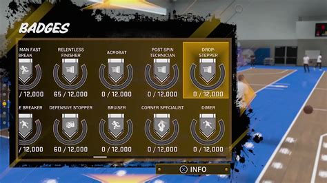 NBA 2K18 Badges Guide - 5 Great Badges For All Archetypes
