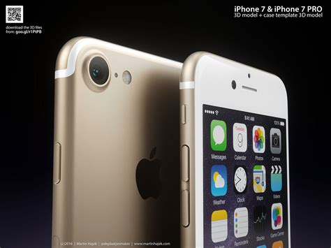 This is What the iPhone 7 and iPhone 7 Plus Are Expected