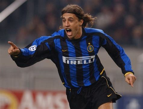 """Hernan Crespo: """"I moved to Chelsea to clear up my mind in"""