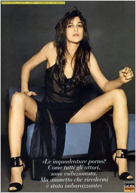 Pin on Charlotte Gainsbourg