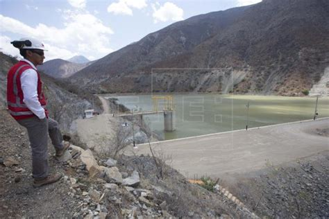 Deepest aqueduct in South America growing crops in the