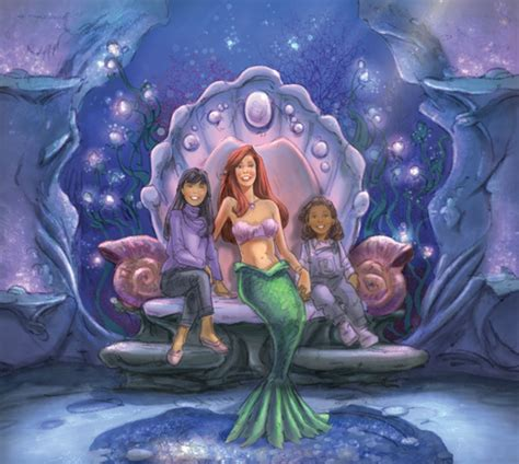 All in the Details: Head Under the Sea to Visit Ariel's
