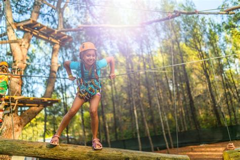 Accrobranche - Parc aventure - Jumping Forest