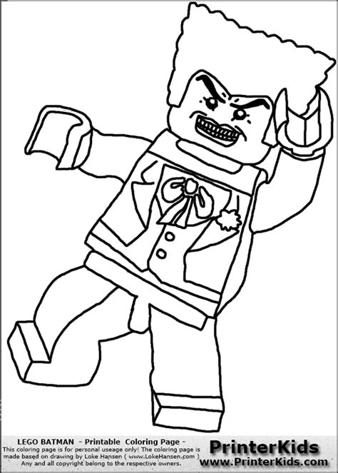 Batman And Joker Coloring Pages - GetColoringPages