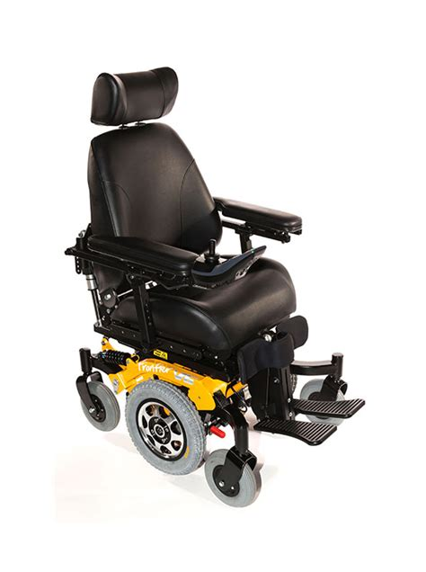 Frontier V6 – Compact 40 Electric Wheelchair - Magic Mobility
