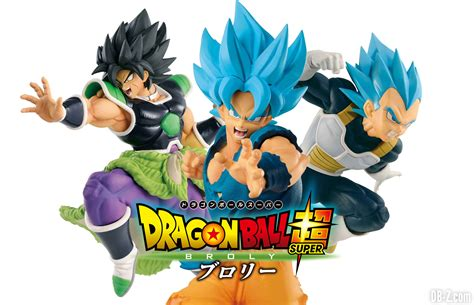 Figurines Dragon Ball Super Ultimate Soldiers The Movie de