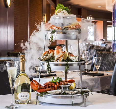 Eat This Now: Seafood Tower and Champagne at Ocean Prime