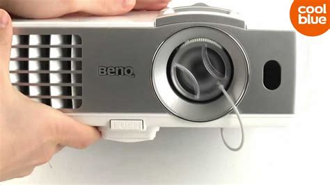 BenQ W1070 videoreview en unboxing (NL/BE) - YouTube