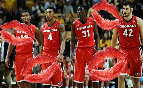 Ranking the Sexiness of UGA Basketball Players by Name Only