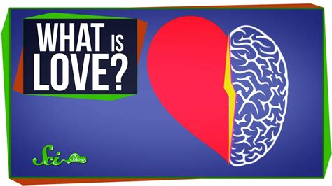 World's Most Asked Questions: What Is Love? - YouTube